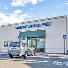 Walnut Dental Group and Orthodontics store front thumb