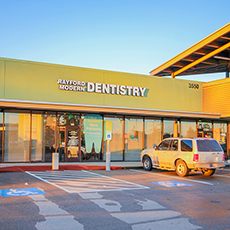 Rayford Modern Dentistry store front thumb