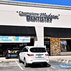 Champions Modern Dentistry and Orthodontics store front thumb