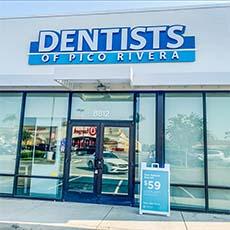 Dentists of Pico Rivera store front thumb