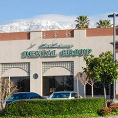 N. Rancho Cucamonga Dental Group and Orthodontics store front thumb