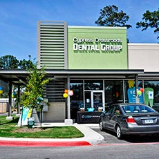 Cypress Crossroads Dental Group store front thumb
