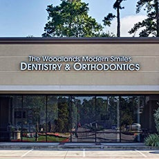 The Woodlands Modern Smiles Dentistry and Orthodontics store front thumb
