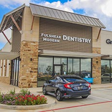 Fulshear Modern Dentistry store front thumb
