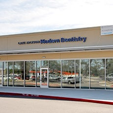 Lake Jackson  Modern Dentistry and Orthodontics store front thumb