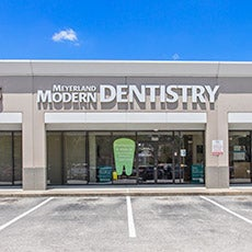 Meyerland Modern Dentistry store front thumb