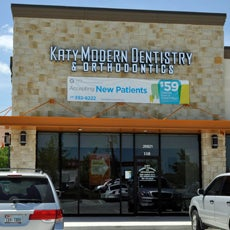 Katy Modern Dentistry and Orthodontics store front thumb