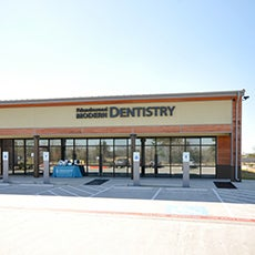 Friendswood Modern Dentistry store front thumb