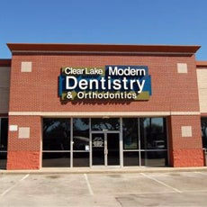 Clear Lake Modern Dentistry and Orthodontics store front thumb