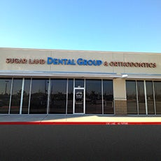 Sugar Land Dental Group and Orthodontics store front thumb