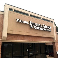 Woods Dental Group and Orthodontics store front thumb