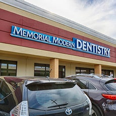 Memorial Modern Dentistry store front thumb
