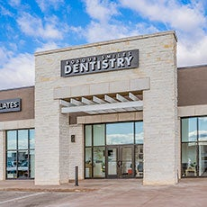 Bosque Smiles Dentistry store front thumb