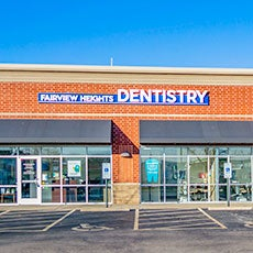 Fairview Heights Dentistry store front thumb
