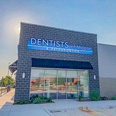 Dentists of Moore store front thumb