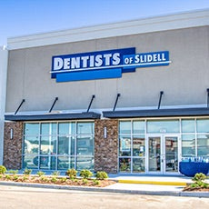 Dentists of Slidell store front thumb