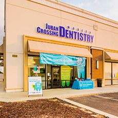 Juban Crossing Modern Dentistry store front thumb