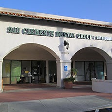 San Clemente Dental Group and Orthodontics store front thumb