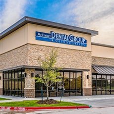 McKinney Dental Group and Orthodontics store front thumb