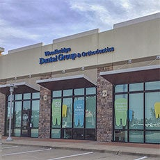 Woodbridge Dental Group and Orthodontics store front thumb