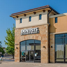 Dentists of Flower Mound store front thumb