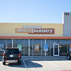 Burleson Modern Dentistry store front thumb
