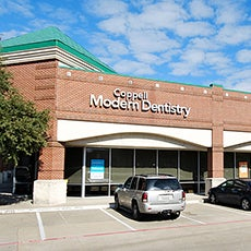 Coppell Modern Dentistry store front thumb