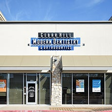 Cedar Hill Modern Dentistry and Orthodontics store front thumb