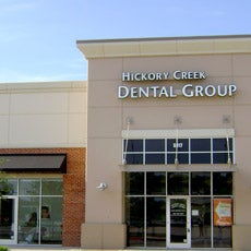 Hickory Creek Dental Group and Orthodontics store front thumb