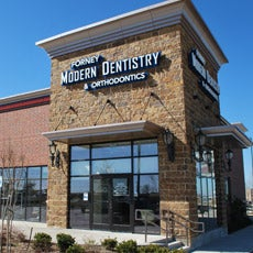 Forney Modern Dentistry and Orthodontics store front thumb