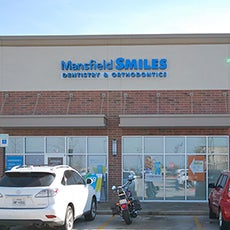 Mansfield Smiles and Orthodontics store front thumb