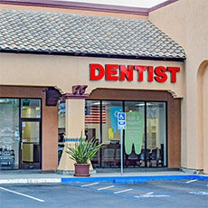 College Dental Group and Orthodontics store front thumb