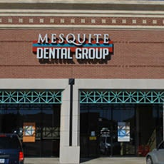 Mesquite Dental Group and Orthodontics store front thumb