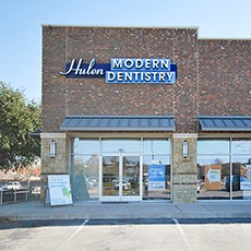 Hulen Modern Dentistry store front thumb