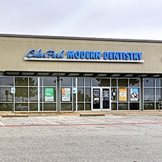 Cedar Park Modern Dentistry and Orthodontics store front thumb