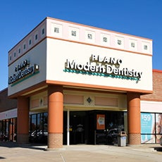 Plano Modern Dentistry store front thumb