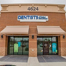 Dentists of Eagle Mountain store front thumb