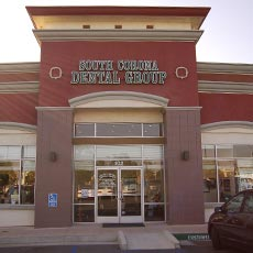 South Corona Dental Group store front thumb