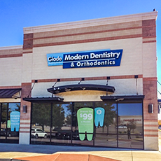 Glade Modern Dentistry and Orthodontics store front thumb