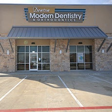 Denton  Modern Dentistry and Orthodontics store front thumb