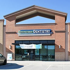 Castle Hills Smiles Dentistry store front thumb