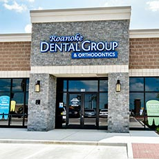 Roanoke Dental Group and Orthodontics store front thumb