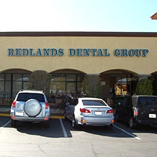 Redlands Dental Group and Orthodontics store front thumb