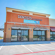 Dentists  of Midlothian and Orthodontics store front thumb