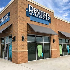 Dentists of Arlington store front thumb