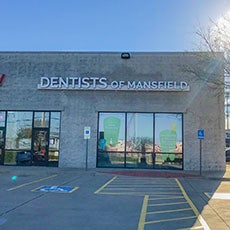 Dentists of Mansfield store front thumb