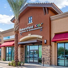 Bakersfield Kids'  Dentistry and Orthodontics store front thumb