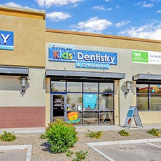 Goodyear Kids' Dentistry & Orthodontics store front thumb