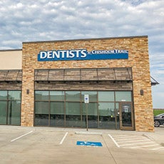 Dentists at Chisholm Trail store front thumb