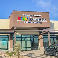 Gilbert Crossroads Kids' Dentists & Orthodontics store front thumb